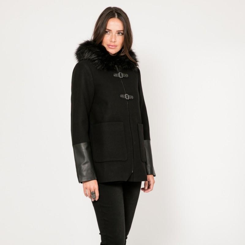 Manteau femme tres long manteaux et parkas