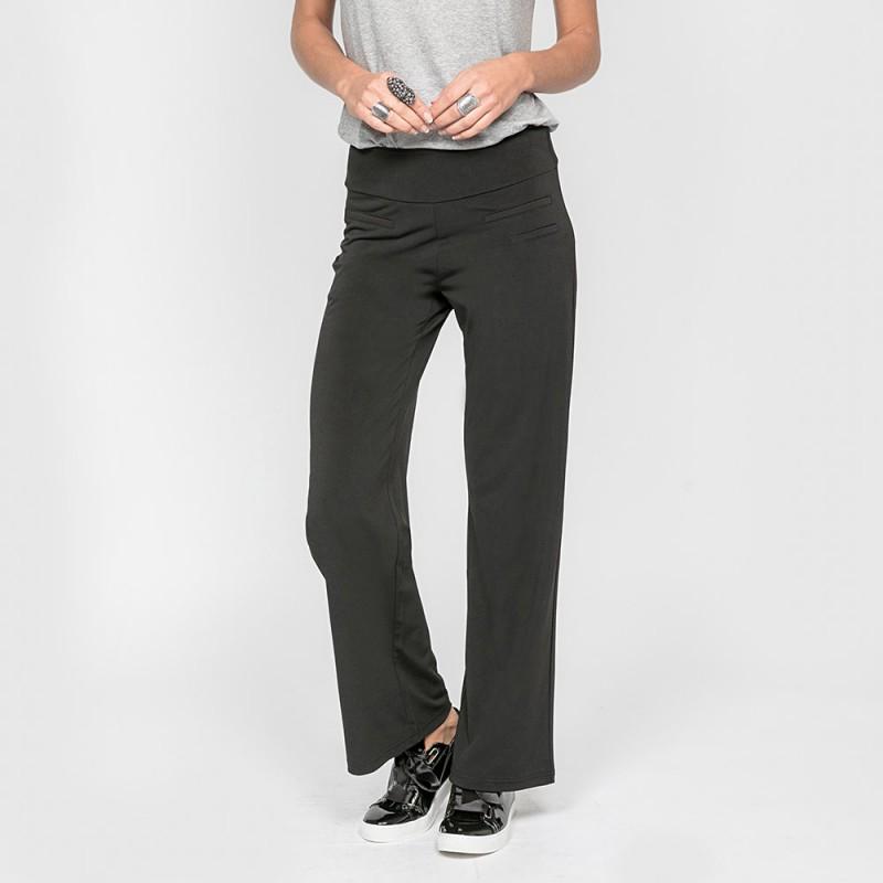 vente en ligne pantalon fluide pisolai pantalons jeans sur la boutique elora. Black Bedroom Furniture Sets. Home Design Ideas