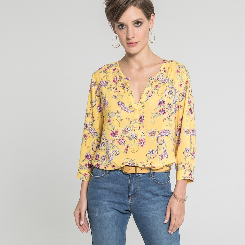 Blouse 19SOLIDE
