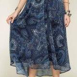 Robe Bleu jean