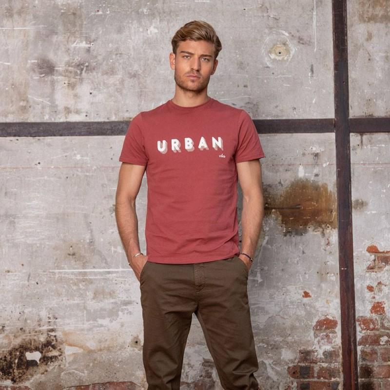 Tee-shirt manches courtes 100% coton bio