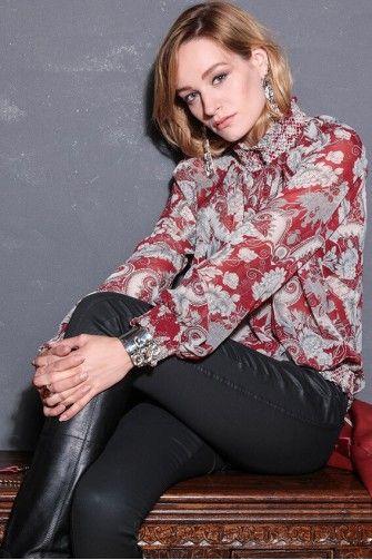 2d9f56a5c0ba Vêtement femme hiver 2018 : nouvelle collection de prêt à porter ...