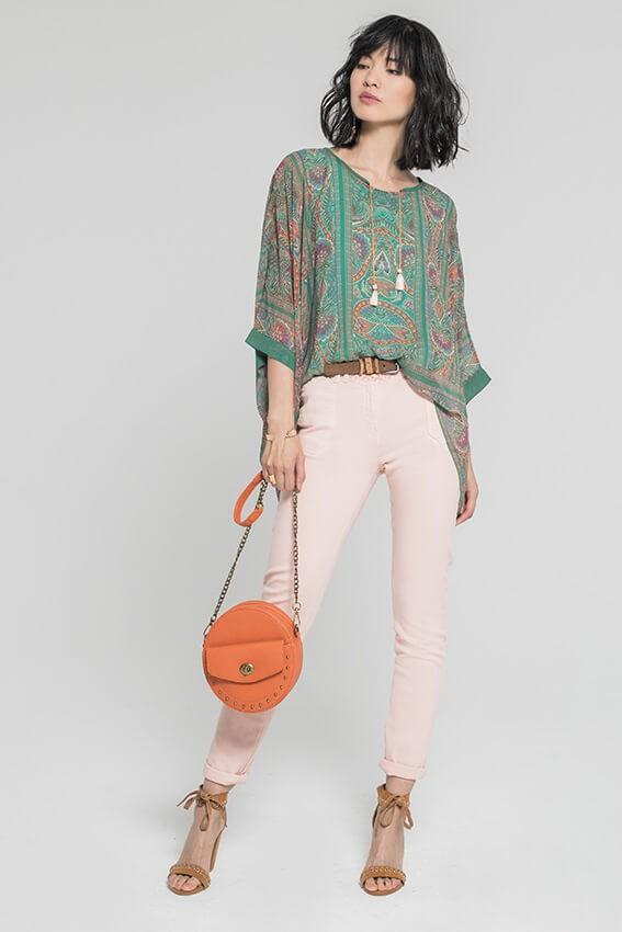 62ec407980beb7 Vêtement femme Printemps 2019 : nouvelle collection de prêt à porter ...