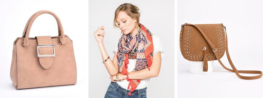 Des accessoires pour twister vos tenues Elora