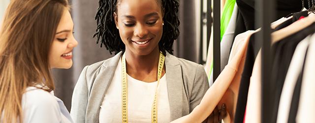 Comment être un bon vendeur de prêt-à-porter ?