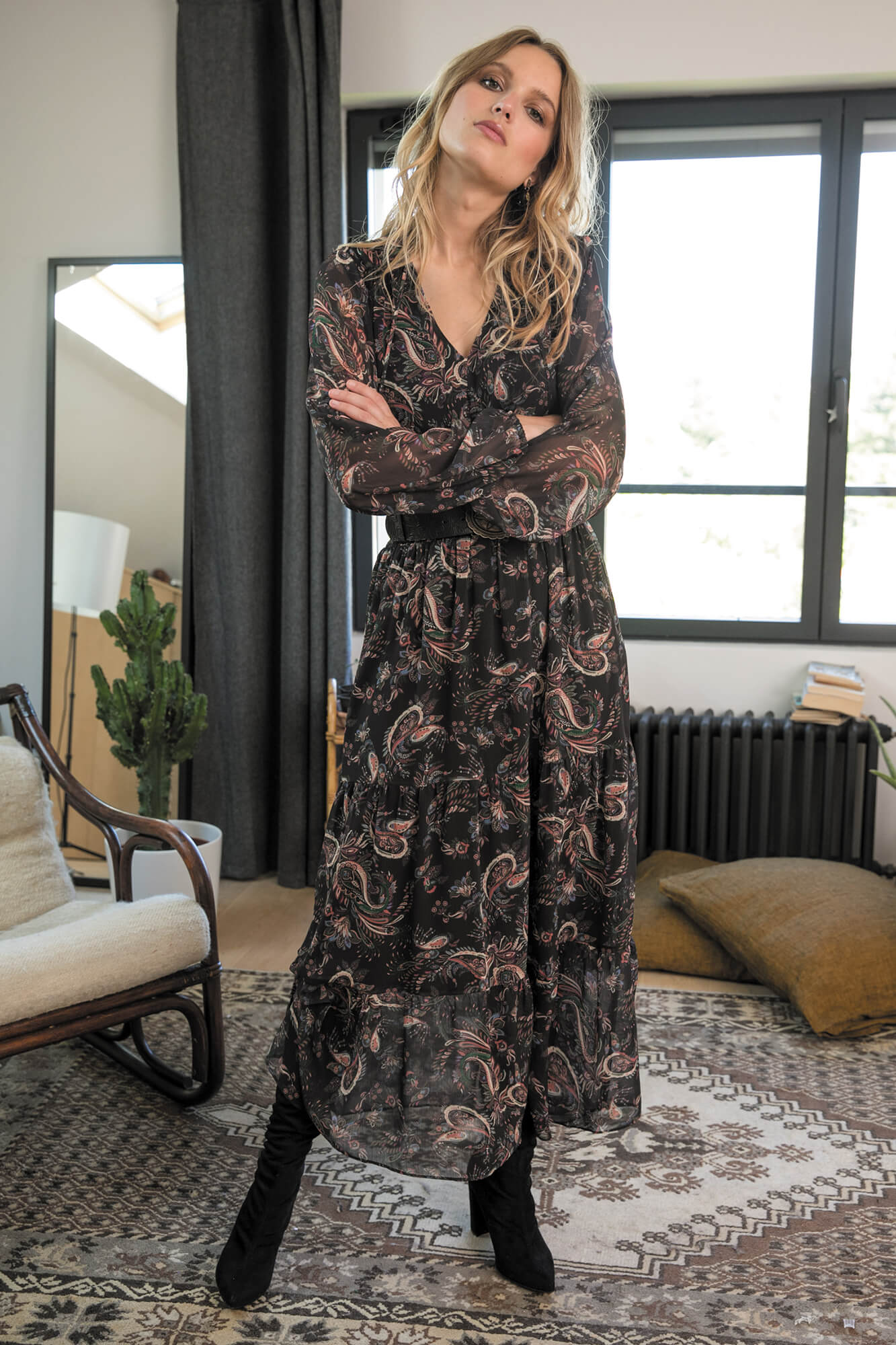 Photo catalogue de la robe TAIGA