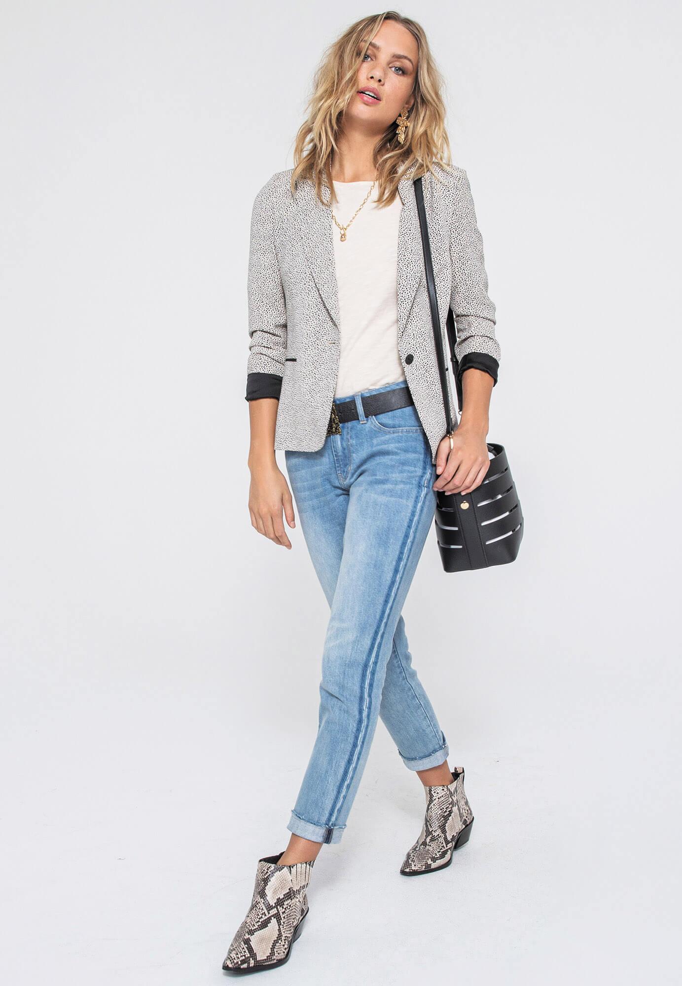 Tendance mode : le jean