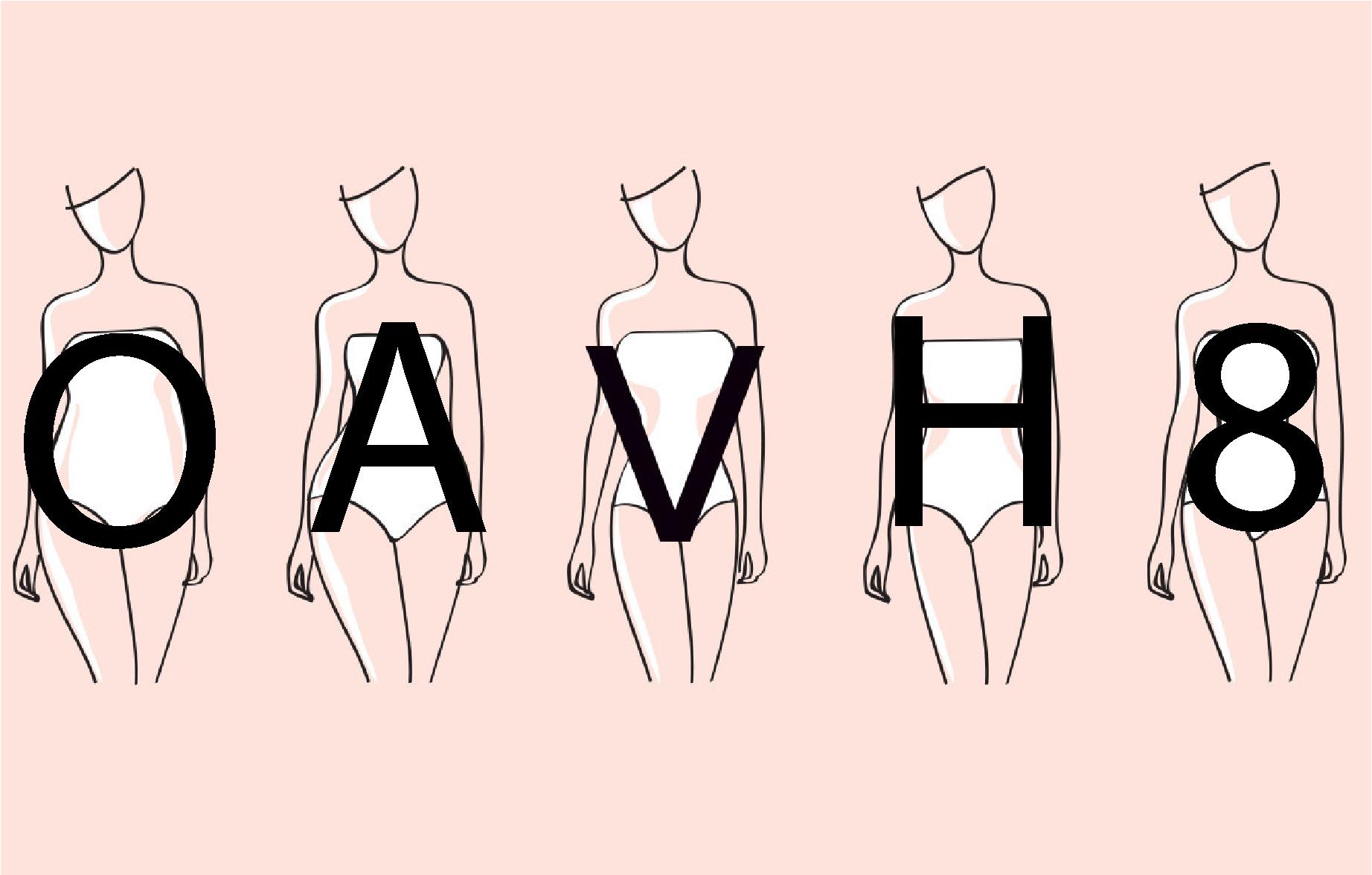 Conseil vestimentaire : choisir des vêtements en fonction de sa morphologie