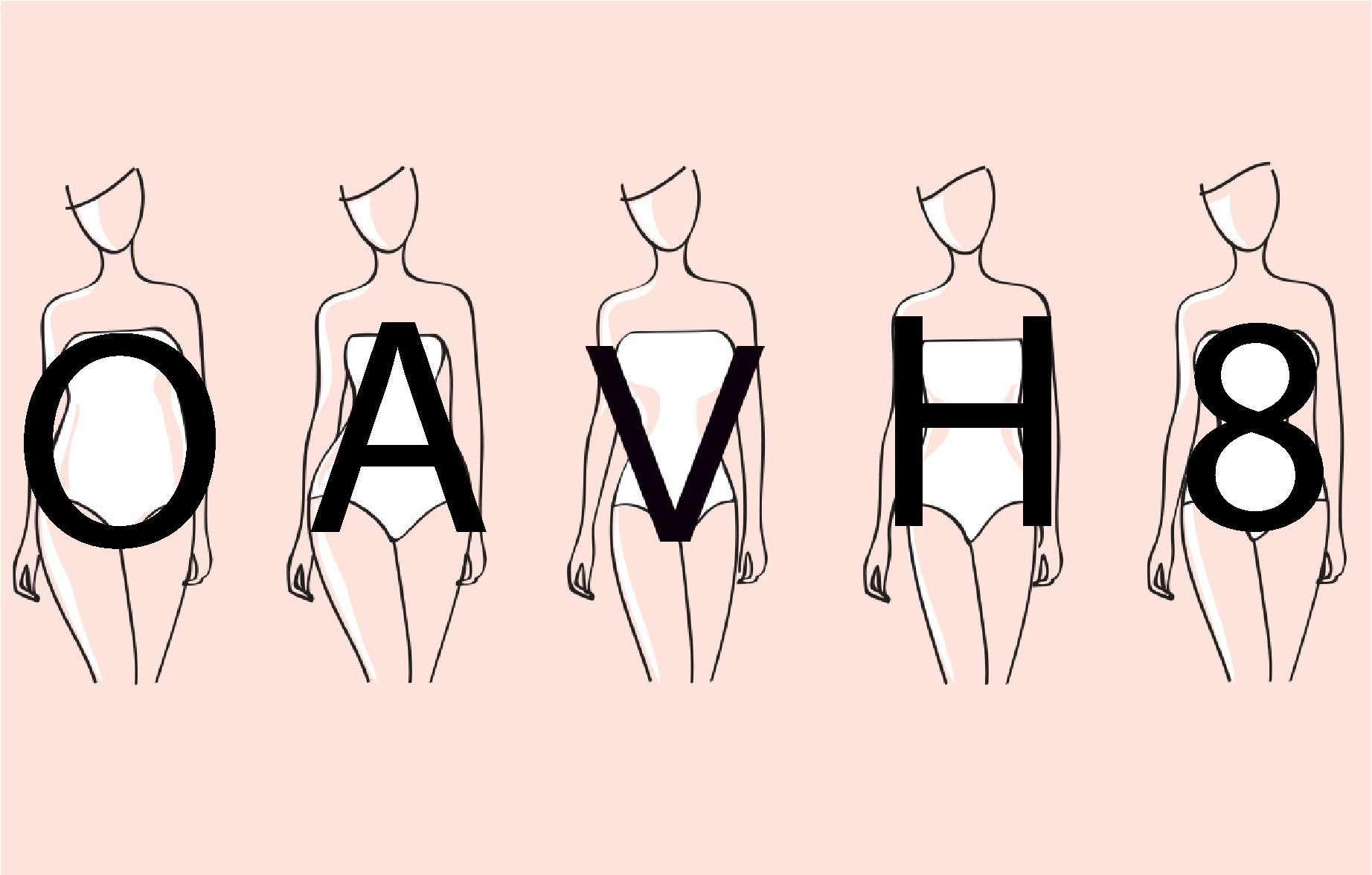 Morphologie femme : connaître sa morphologie